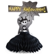 Decoratiuni si Farse Halloween Decoratiuni Halloween Decoratiune pentru masa Happy Halloween