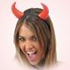 HALLOWEEN Accesorii Costume Costume Halloween | Accesorii Costume Cordeluta cu Cornite Dracusor
