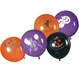 Decoratiuni si Farse Halloween Baloane Halloween Decoratiuni Halloween | Baloane Halloween Baloane Halloween -  8 bucati