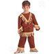 Costume Serbari Copii Costume Serbari Costumatie Indian - Soare Mic - 4/5 Ani