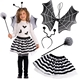 HALLOWEEN Costume Halloween copii Costume Halloween | Costume Halloween copii Costumatie Liliac fetite