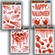 Decoratiuni si Farse Halloween Decoratiuni Halloween Decoratiuni pentru Geamuri Halloween