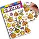 Decoratiuni si Farse Halloween Decoratiuni Halloween Promotii - Produse Noi Abtibilduri Halloween