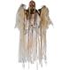Decoratiuni si Farse Halloween Schelete Decoratiuni si Farse | Schelete Decor Schelet infricosator cu paianjeni si ochi care se aprind