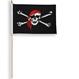 Halloween Costume Pirat Costume si Masti Halloween | Costumatii Pirat Steag Pirati 30 x 45 cm