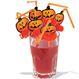 Carnaval / Petreceri Articole Petreceri Decoratiuni Halloween | Articole Party Halloween Set 6 Paie Halloween