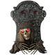 Decoratiuni si Farse Halloween Schelete Decoratiuni si Farse | Schelete Piatra Funerara Cu Lumini, Sunet si Miscare