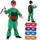 Costume Serbari Copii Costume Serbari Costum Testoasa Ninja 4-5 ani