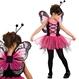 HALLOWEEN Costume Halloween copii Costum Fluturas