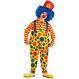 Costume Serbari Copii Costume Serbari Costum Clown Sbirulino 8-9 ani