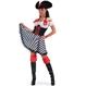 Carnaval / Petreceri Costumatii femei Costum Printesa Pirat M/L