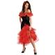 Carnaval / Petreceri Costumatii femei Costum Flamenco Rosu M/L