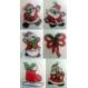 Costume Craciun Decoratiuni Craciun Cadouri de Craciun | Decoratiuni Craciun Figurina Decorativa Craciun pentru geamuri