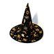 HALLOWEEN Palarii Halloween Halloween - Seturi Costume Palarie Vrajitoare Imprimeu