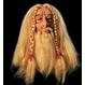 HALLOWEEN Masti Halloween Masca Viking cu par