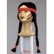 Costume Serbari Copii Peruci Copii Pentru Copii | Peruci Copii Peruca Indiana Copii Rosu