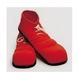 Costume Serbari Copii Accesorii Costumatii Pantofi Clovn Copii rosii