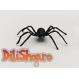 Decoratiuni si Farse Halloween Insecte si Reptile Farse | Farse diverse Set 12 Paianjeni Mici