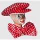 Carnaval / Petreceri Accesorii Costumatii Set Urias - Palarie si Papion