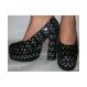 Cadouri Indragostiti - Incaltaminte Pantofi Anette 38 - negri