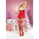 Costume Craciun Costume Craciunite Cadouri de Craciun | Costumatie Craciunite Babydoll Miss Santa M