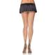 Accesorii Costume Adulti Ciorapi Ciorapi Striped Cuban Heel