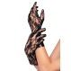 Carnaval / Petreceri Manusi Manusi Wrist Length albe