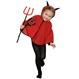 HALLOWEEN Costume Halloween copii Pelerina Dracusor copii 3-4 ani