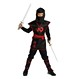 HALLOWEEN Costume Halloween copii Costum Ninja Warrior baieti 4-5 ani
