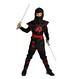 Costum Ninja Warrior baieti 6-7 ani