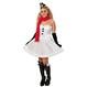 Costume Craciun Costume Craciunite Cadouri de Craciun | Costume Craciunite Costumatie Miss SnowMan S