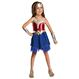 Costum Wonderwoman 5-6 ani