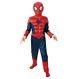 Costume Serbari Copii Costume Serbari Costum Ultimate Spiderman Deluxe 5-6 ani