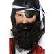 Barba Pirat neagra