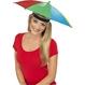 HALLOWEEN Alte Accesorii Umbrela pentru Cap multicolora