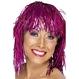 Carnaval / Petreceri Peruci  Costume Adulti Carnaval - Peruci de Femei Peruca Cyber - roz