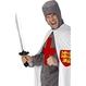Costume Serbari Copii Accesorii Costumatii Sabie Cavalerul Negru