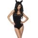 Costum Iepuras Sexy M - negru
