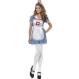 Halloween Costume Halloween Femei Costume Adulti Carnaval | Costumatii femei Uniforma Asistenta Sexy L