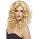 Carnaval / Petreceri Peruci  Peruci | Lungi cu bucle  -  femei Peruca Glamour Blonda