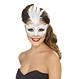 Carnaval / Petreceri Masti Carnaval Masca Venetiana argintie