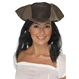 Halloween Costume Pirat Palarie de Pirat cu Par