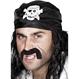 Costume Serbari Copii Accesorii Costumatii Bandana Pirat Craniu