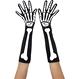 HALLOWEEN Accesorii Costume Manusi schelet - femei