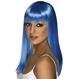 Carnaval / Petreceri Peruci  Peruci | Party  Peruca Glamourama albastru aprins
