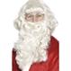 Accesorii Costume de Craciun Accesorii Costume adulti Peruci | Craciun  Set Mos Craciun 30 cm Luxury Platinum