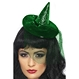 HALLOWEEN Palarii Halloween Costumatii halloween | Palarii Halloween Mini Palarie Vrajitoare verde