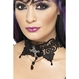 HALLOWEEN Accesorii Costume Colier Gothic Lace
