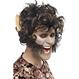 HALLOWEEN Peruci Halloween Set peruca Varcolac