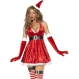 Costume Craciun Costume Craciunite Cadouri de Craciun | Costumatie Craciunite Craciunita Sexy M